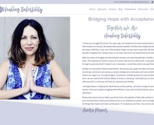 Healing Infertility