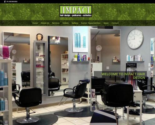 Impact Hair Design
