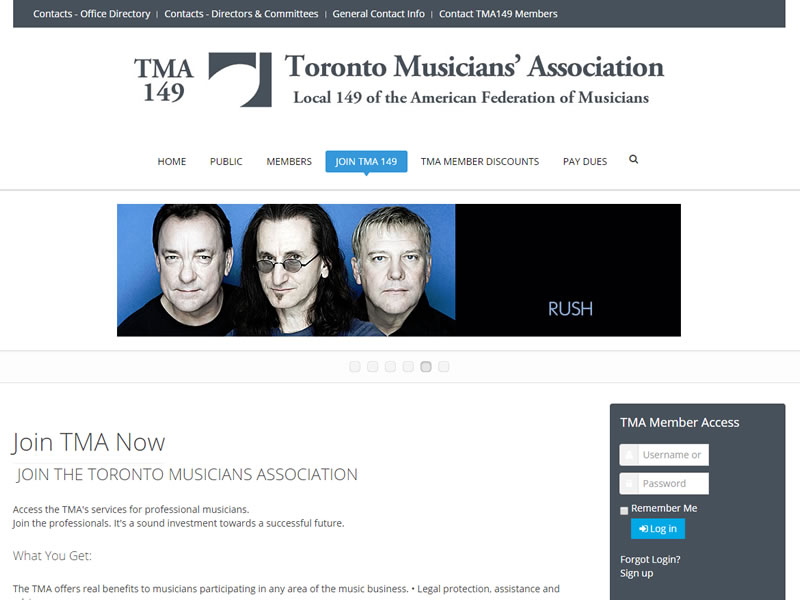 Toronto Musicians' Association