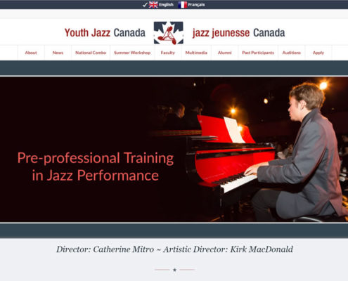 Youth Jazz Canada