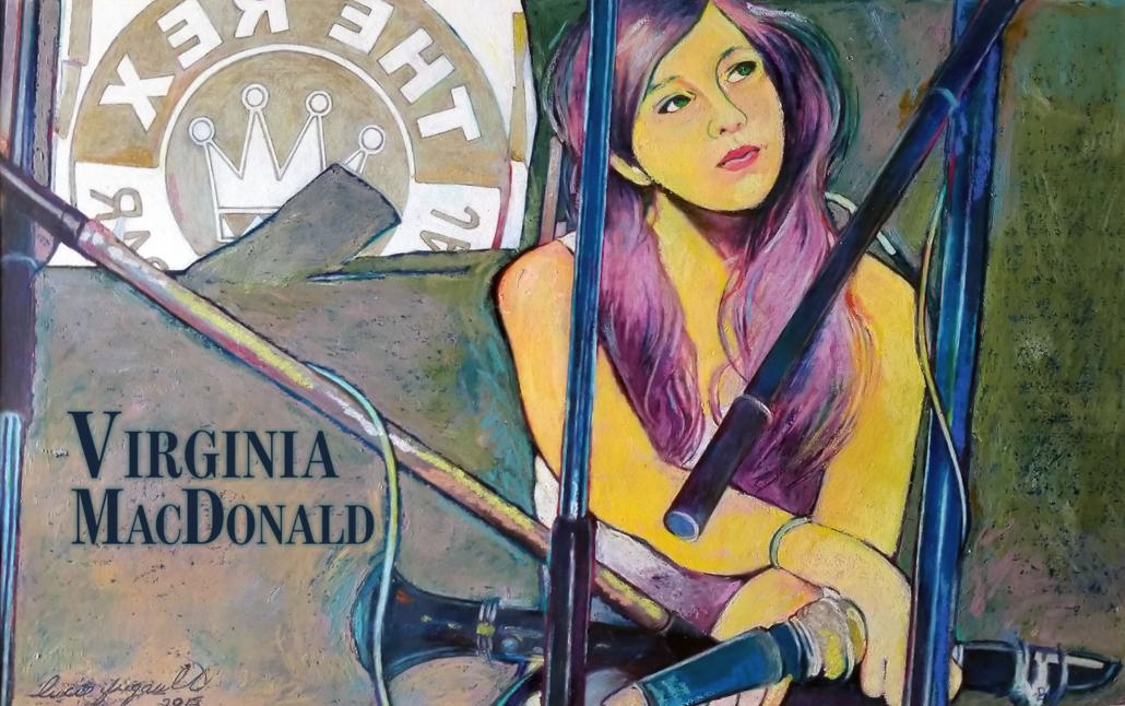 Clarinetist Virginia MacDonald